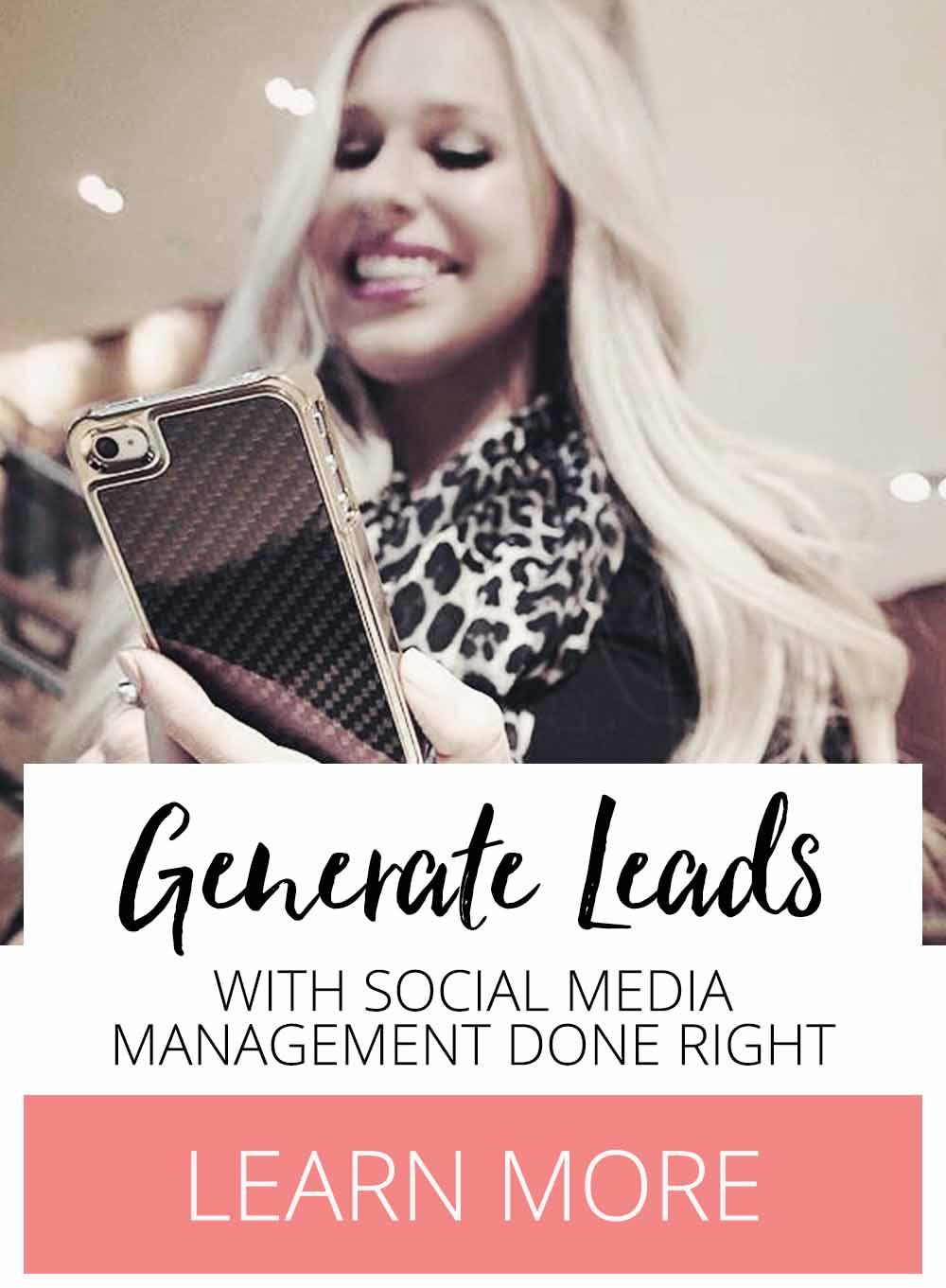 Generate Leads_Devani Website Button
