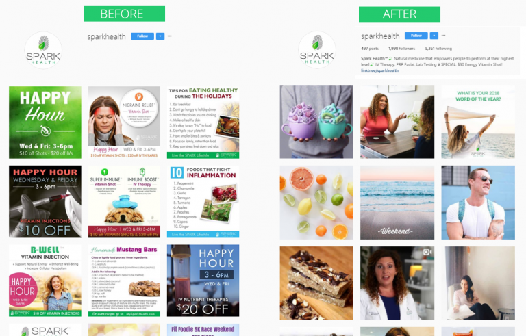 local business Instagram marketing san diego