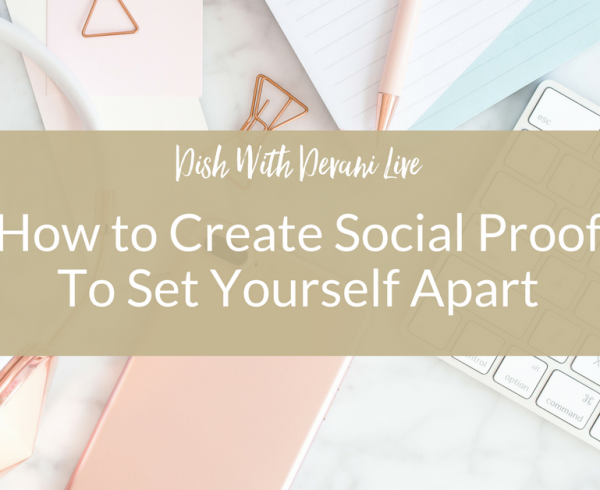 How to Create Social Proof To Set Yourself Apart